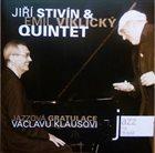 JIŘÍ STIVÍN Jiří Stivín & Emil Viklický Quintet : Jazzová Gratulace-Václavu Klausovi album cover