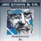 JIŘÍ STIVÍN Reduta Live album cover