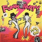 JIRO INAGAKI Funk Party album cover