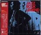 JIRO INAGAKI Jazz Rock Legend album cover