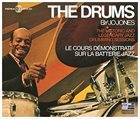 JO JONES Drums By Jo Jones Le cours démonstratif sur la batterie jazz album cover