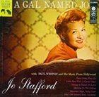 JO STAFFORD A Gal Named Jo album cover