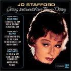 JO STAFFORD Getting Sentimental Over Tommy Dorsey album cover