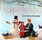 JO STAFFORD Happy Holiday album cover