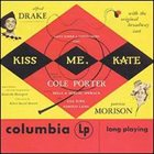 JO STAFFORD Kiss Me, Kate album cover