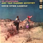 JO STAFFORD Once Over Lightly album cover
