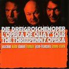 JOACHIM KÜHN Die Drei Groschenoper -Musicfrom Three Penny Opera album cover