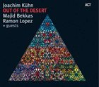 JOACHIM KÜHN Joachim Kühn - Majid Bekkas - Ramon Lopez ‎: Out Of The Desert album cover