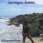 JOAN BELGRAVE Excitable album cover