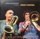 JOAN CHAMORRO Joan Chamorro presenta Joan Codina album cover