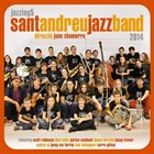 JOAN CHAMORRO Sant Andreu Jazz Band directed by Joan Chamorro : Jazzing 5 album cover