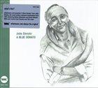 JOÃO DONATO A Blue Donato album cover