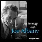 JOE ALBANY An Evening with Joe Albany album cover