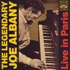 JOE ALBANY Live In Paris album cover