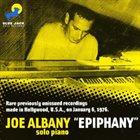 JOE ALBANY Epiphany album cover