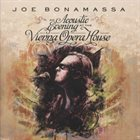 JOE BONAMASSA An Acoustic Evening At The Vienna Opera House album cover