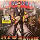 JOE BONAMASSA Live At The Greek Theatre album cover