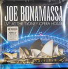 JOE BONAMASSA Live At The Sydney Opera House album cover