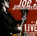 JOE BONAMASSA Live From Nowhere In Particular album cover