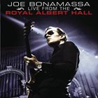 JOE BONAMASSA Live From The Royal Albert Hall album cover