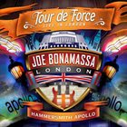 JOE BONAMASSA Tour De Force - Live In London - Hammersmith Apollo album cover