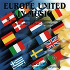 JOE BOURNE Europe United In Music album cover