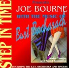JOE BOURNE Step in Time with the Music of Burt Bacharach album cover