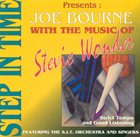 JOE BOURNE Step in Time with the Music of Stevie Wonder album cover