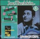 JOE BUSHKIN Piano Moods / After Hours album cover