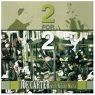 JOE CARTER Two for Two album cover