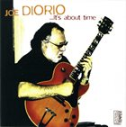 JOE DIORIO Its About Time album cover