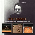 JOE FARRELL Penny Arcade / Upon This Rock / Canned Funk album cover