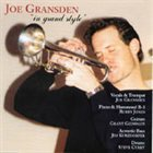 JOE GRANSDEN In Grand Style album cover