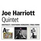 JOE HARRIOTT Abstract/Southern Horizons/Free Form album cover