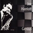JOE HARRIOTT Genius album cover