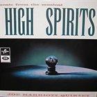 JOE HARRIOTT High Spirits album cover