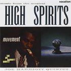 JOE HARRIOTT Movement / High Spirits album cover