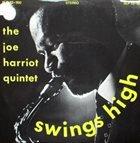JOE HARRIOTT Swings High album cover