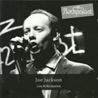 JOE JACKSON Live at Rockpalast album cover