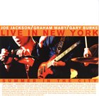 JOE JACKSON Summer In The City - Live In New York album cover