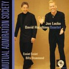 JOE LOCKE Joe Locke / David Hazeltine : Mutual Admiration Society album cover