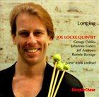 JOE LOCKE Longing album cover