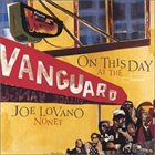 JOE LOVANO On This Day at the Vanguard album cover