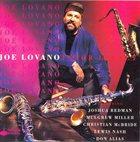 JOE LOVANO Tenor Legacy album cover