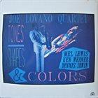 JOE LOVANO Tones, Shapes And Colors album cover