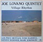 JOE LOVANO Village Rhythm album cover