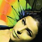 JOE MCCARTHY AND THE NEW YORK AFRO BOP ALLIANCE BIG BAND Angel Eyes album cover