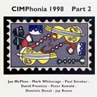 JOE MCPHEE CIMPhonia 1998 Part 2 album cover