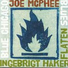 JOE MCPHEE Joe McPhee and Ingebrigt Haker Flaten : Blue Chicago Blues album cover