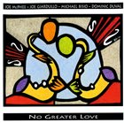 JOE MCPHEE No Greater Love album cover